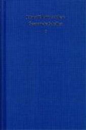 Johann Valentin Andreae: Gesammelte Schriften / Band 5: Theca Gladii Spiritus (1616)