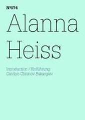 Alanna Heiss