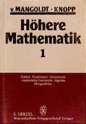 Höhere Mathematik I/IV