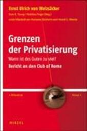 Grenzen der Privatisierung