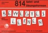 814 Spiel- und Übungsformen Bewegtes Lernen