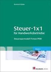 Steuer-1x1 für Handwerksbetriebe Band