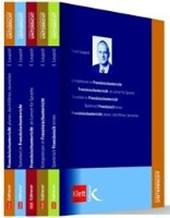 Handlungswissen Fanzösischunterricht kompakt. 5 Bände