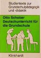 Deutschunterricht für die Grundschule