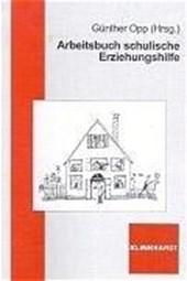 Arbeitsbuch schulische Erziehungshilfe