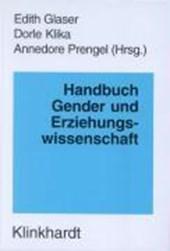 Handbuch Gender und Erziehungswissenschaft