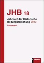 Jahrbuch für Historische Bildungsforschung, Band