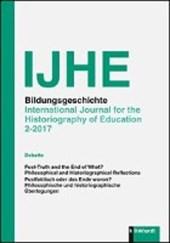 IJHE Bildungsgeschichte, 2 -