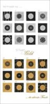 Silver & Gold Adventskalender |  |