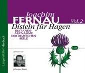 Disteln für Hagen, Vol. 2. 3 CDs