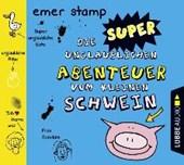 Stamp, E: Abenteuer vom kleinen Schwein 2/ CD