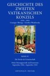 Die Geschichte des zweiten Vatikanischen Konzils ( 1959-1965 ) Band IV