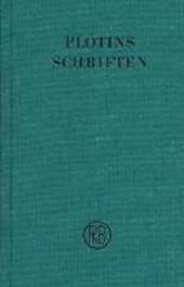 Schriften. Griech.-Dt. / Porphyrios. Über Plotins Leben und über die Ordnung seiner Schriften