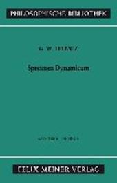 Specimen Dynamicum I/II