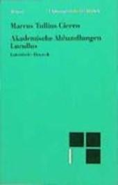 Akademische Abhandlungen. Lucullus