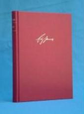 Werke / Kleine Schriften I (1770-1783) Texte