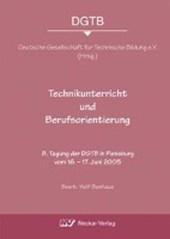 Technikunterricht und Berufsorientierung