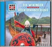 Was ist was Hörspiel-CD: Die Wikinger/ Völkerwanderung