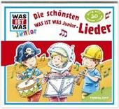 Was ist was Junior Hörspiel-CD: Die schönsten WAS IST WAS Junior-Lieder
