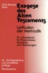 Exegese des Alten Testaments