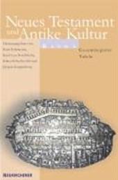 Neues Testament und Antike Kultur 4. Karten, Abbildungen und Register