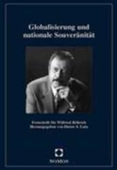 Globalisierung und nationale Souveränität