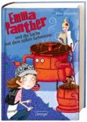 Emma Panther und die Sache mit dem süßen Geheimnis