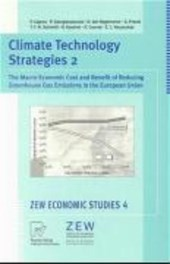 Climate Technology Strategies