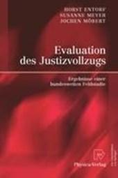 Evaluation des Justizvollzugs