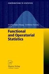 Functional and Operatorial Statistics