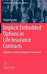 Implicit Embedded Options in Life Insurance Contracts | Nils Rüfenacht |