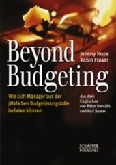 Beyond Budgeting | Jeremy Hope |