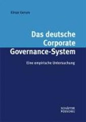 Das deutsche Corporate Governance-System