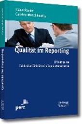 Qualität im Reporting