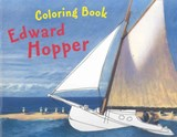 Edward Hopper Coloring Book | auteur onbekend |