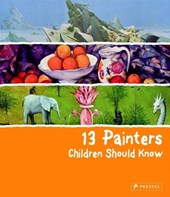 13-series 13 painters children should know