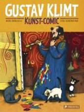 Kunst-Comic Gustav Klimt