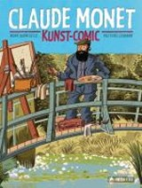 Kunst-Comic Claude Monet | Mona Horncastle |