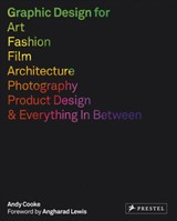 Graphic design for art fashion film architecture photography | Andy Cooke |