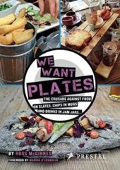 We want plates | Ross Mcginnes |