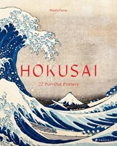 Hokusai 22 pull-out posters
