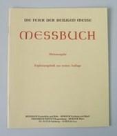 Messbuch / Kleinausgabe. Supplement
