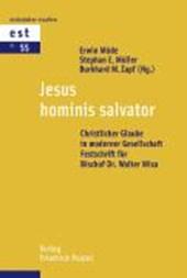 Jesus hominis salvator