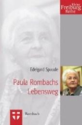 Paula Rombachs Lebensweg