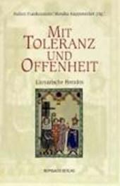Mit Toleranz und Offenheit