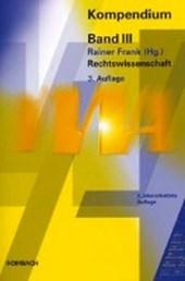 VWA Kompendium 3. Rechtswissenschaft