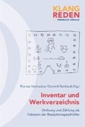 Inventar und Werkverzeichnis