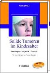 Solide Tumoren im Kindesalter
