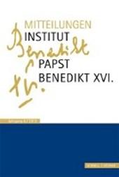 Mitteilungen Institut-Papst-Benedikt XVI.