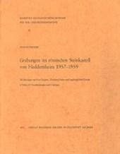 Grabungen im römischen Steinkastell von Heddernheim 1957 -